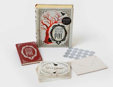 Edgar Allan Poe Deluxe Note Card Set
