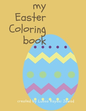 My Easter Coloring Book