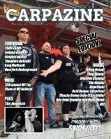 Carpazine Art Magazine Issue Number 22