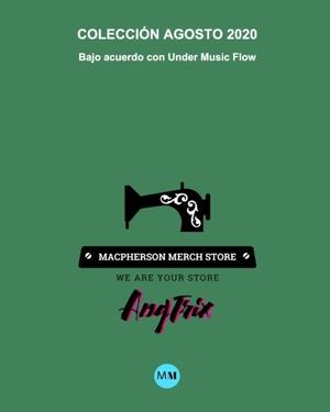 Macpherson Merch Store - Coleccion Agosto (2020)