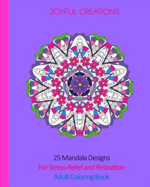 25 Mandala Designs For Stress-relief And Relaxation