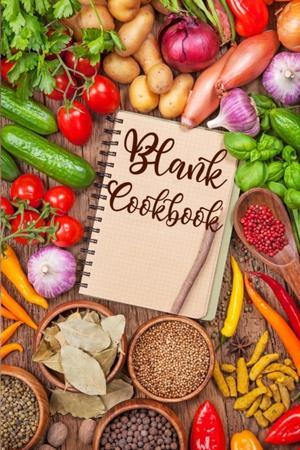 Blanck Cookbook