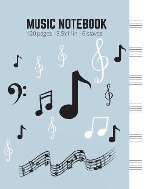 MUSIC SHEETS MANUSCRIPT PAPER