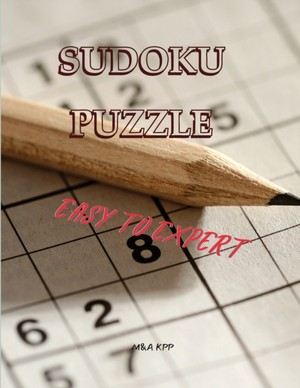 Sudoku Puzzle Easy To Expert