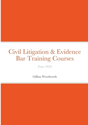Civil Litigation & Evidence On The Bar Courses From 2020