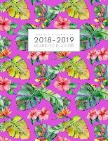 2018 - 2019 Weekly and Monthly Academic Planner: Daily Student Planner Yearly Schedule Organizer Journal Agenda Notebook (August 2018 - July 2019) Wat