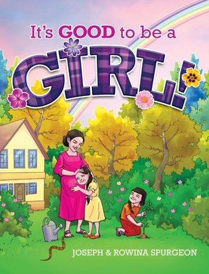 It's Good To Be A Girl!