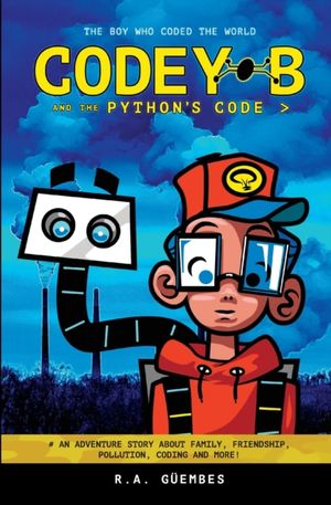 Codey B And The Python's Code