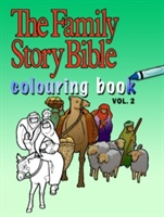 Family Story Bible Colouring Book Volume 2 10-pack