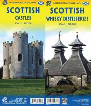Schotse Kastelen & Whisky Distilleerderijen