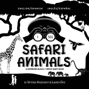 I See Safari Animals