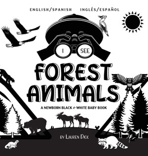 I See Forest Animals