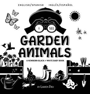 I See Garden Animals