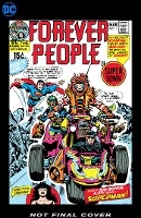 The Forever People By Jack Kirby