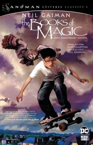 Books Of Magic 30th Anniversary Edition