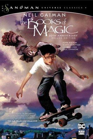 Books Of Magic 30th Anniversary