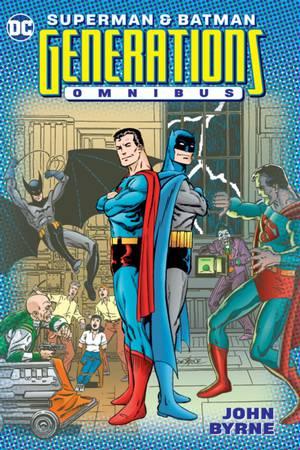 Superman And Batman: Generations Omnibus