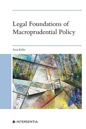 Legal Foundations Of Macroprudential Policy