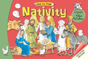 How To Draw Nativity