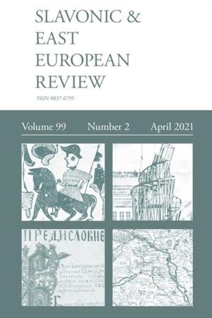 Slavonic & East European Review (99