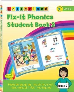 Fix-it Phonics - Level 3 - Student Book 2 (2nd Edition)