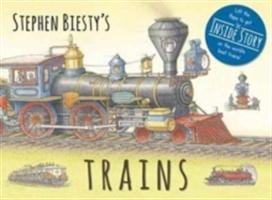 Stephen Biesty's Trains
