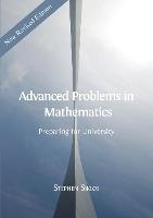 Advanced Problems In Mathematics