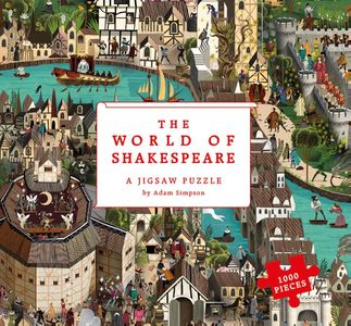 Puzzel World Of Shakespeare 1000 stukjes