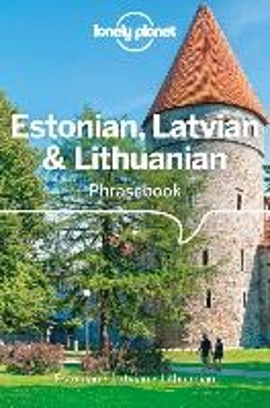 Estonian,Latvian & Lithuanian phrasebook 4