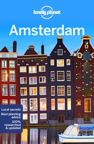 Amsterdam 11 city guide + map