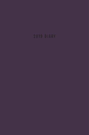 Fashion Diary Purple Soft Touch Pkt D 2019