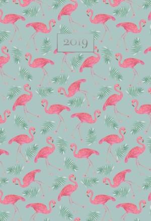 Fashion Diary Flamingo A6 D 2019