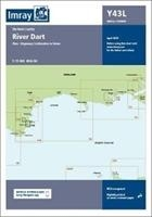 Imray Chart Y43 River Dart Laminated