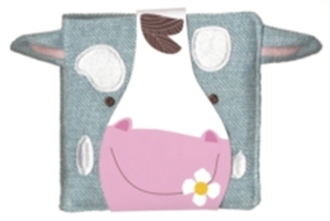 Petite Boutique Farmyard Friends Cloth Book