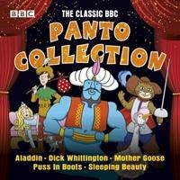 Classic Bbc Panto Collection: Puss In Boots, Aladdin, Mother Goose, Dick Whittington & Sleeping Beauty