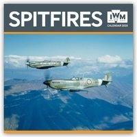 Imperial War Museum - Spitfires Wall Calendar 2020 (wall Calendar)