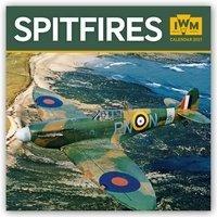 Imperial War Museum - Spitfires Wall Calendar 2021 (Art Cale