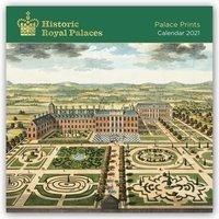 Historic Royal Palaces - Palace Prints Wall Calendar 2021 (art Calendar)