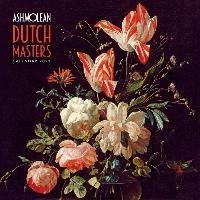 Ashmolean Museum - Dutch Masters Wall Calendar 2021 (art Calendar)