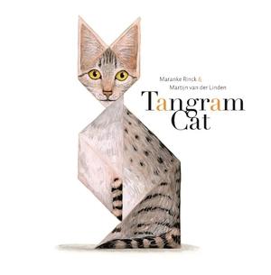 Tangram Cat