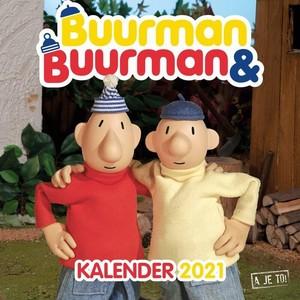 Buurman en Buurman Kalender 2021