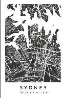 Sydney 33.51°s/151.1: Cuaderno de Viaje. Diario, Bullet Journal, Bujo, Diseñado En Barcelona, Cuaderno de Dibujo, Sketchbook, Bujo, Cuadrícu