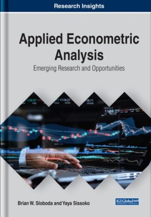 Applied Econometric Analysis