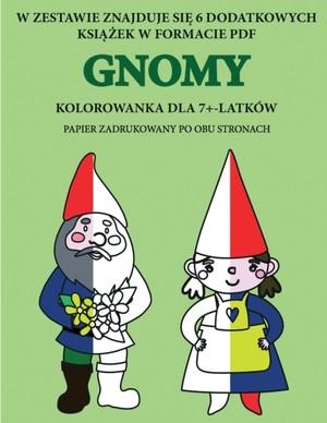 Kolorowanka Dla 7+-latkow (gnomy)