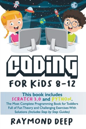 Coding For Kids 8-12