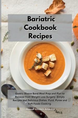 Bariatric Cookbook Recipes