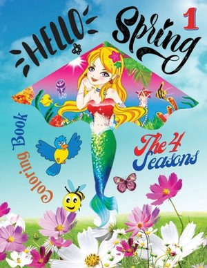 Hello Spring Coloring Book 1 - The 4 Seasons
