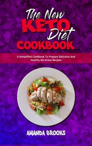 The New Keto Diet Cookbook