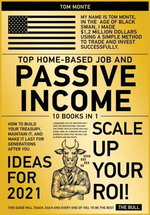 Top Home-based Job And Passive Income Ideas For 2021 [10 In 1]
