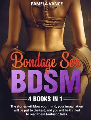 Bondage Sex Bdsm (4 Books In 1)